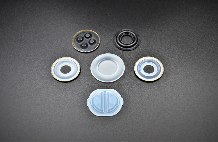 Electronic overmolding Rubber Parts